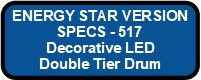 517 LED DECO DRUM II ENERGY STAR VERSION Button