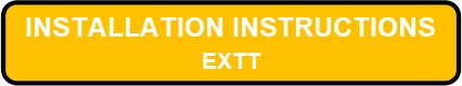 EXTT LED Thin Thermoplastic Exit Sign Installation Instruction Button