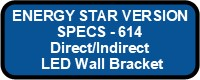 614 LED OVERBED I ENERGY STAR VERSION Button